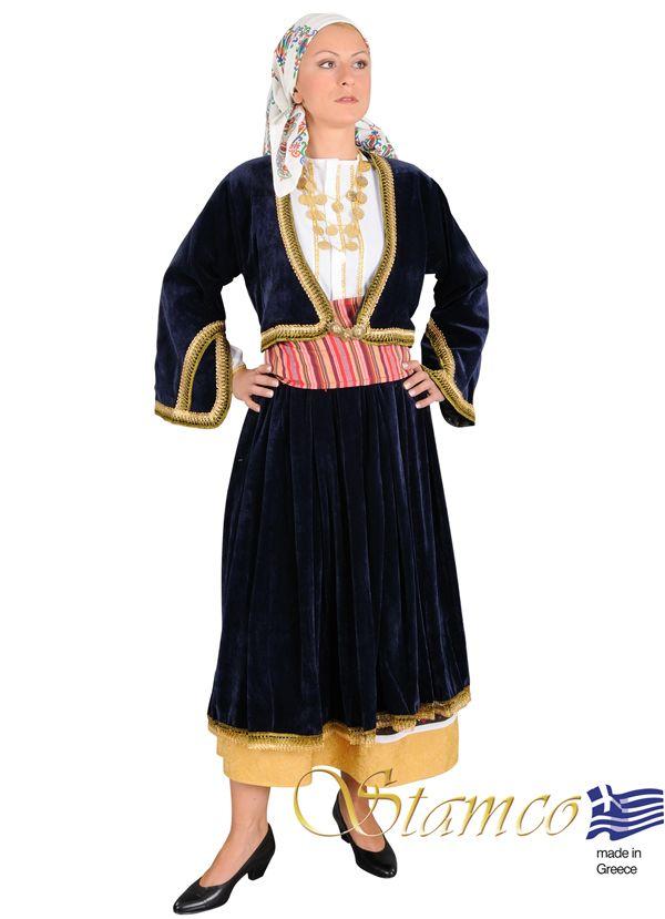 Woman from Aegean Islands - 641072