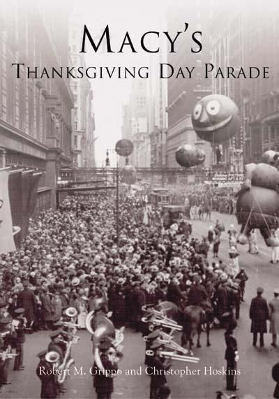 Let's have a parade is the phrase that begins a beloved American tradition, the Macy's Thanksgiving Day Parade. In 1924, employees of the R. H. Macy and Company store in Herald Square, many of whom we