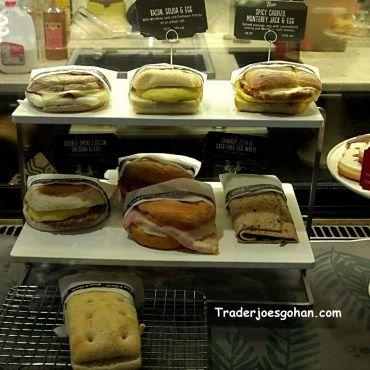 STARBUCKS Sandwiches Hot Breakfast | #STARBUCKS #Sandwiches #Breakfast #スターバックス