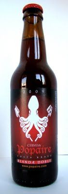 Popaire Blandae doble: Strong Ale