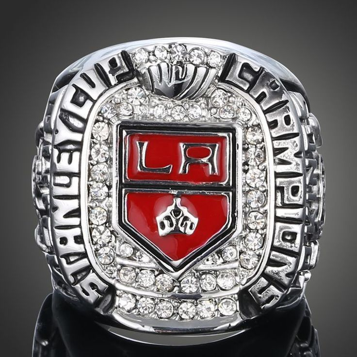 Fashion jewelry 2012 NHL Championship Rings Los Angeles Kings Stanley Cup Ring Sport Jewelry for Men Wholesale