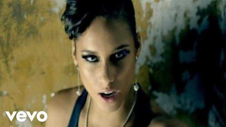 Alicia Keys - Try Sleeping With A Broken Heart