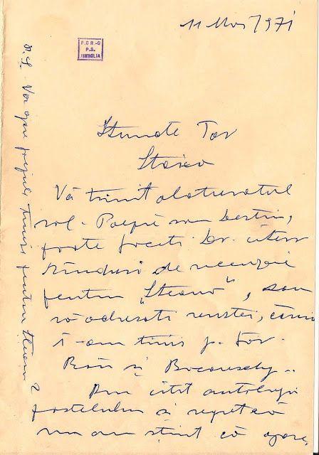 """Petre Stoica, remember necesar: Arhiva literara personala """"Petre Stoica"""" - Agatha ..."""