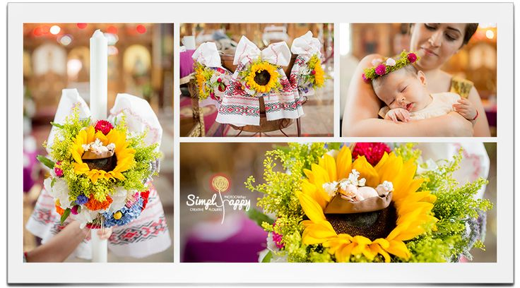 Romanian traditional Christening candle www.simplyhappy.ro www.facebook.com/faitamain