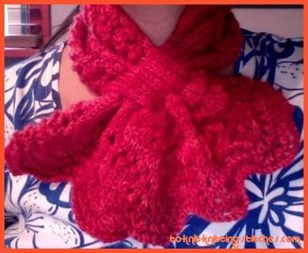 Free Scarf Knitting Patterns - Easy Scarf For Beginner