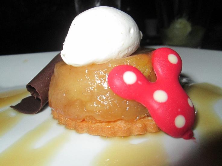Sobremesa especial na Terra de Mickey Mouse.