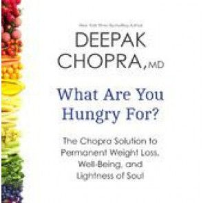 What Are You Hungry For? Audiobook CD