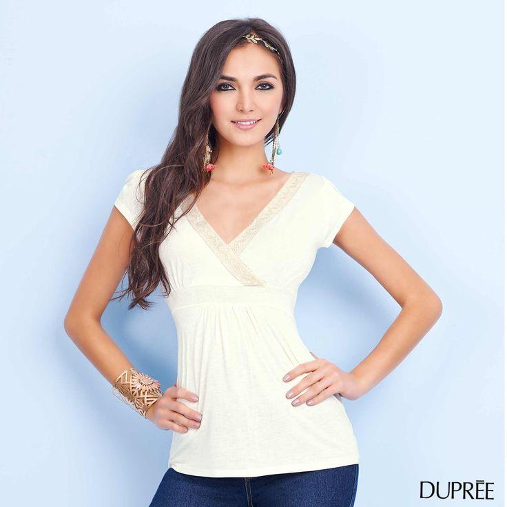 Look Romantico. Moda femenina colombiana DUPREE