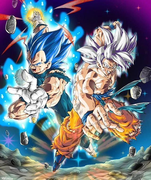 Prince Of All Saiyans Artist Smartimus Prime Dbz Db Dbs Goku Vegeta Saiyan Ssj Ssb Dragon Ball Wallpapers Anime Dragon Ball Super Anime Dragon Ball