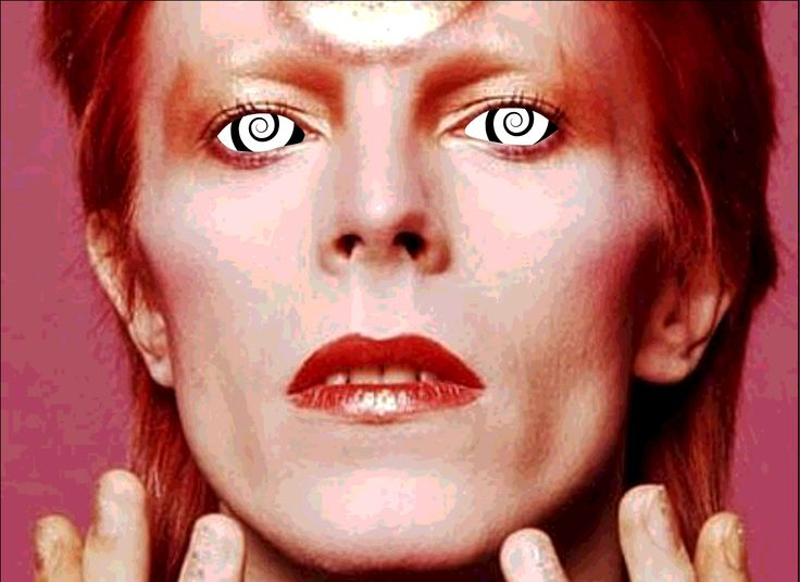 tripping bowie
