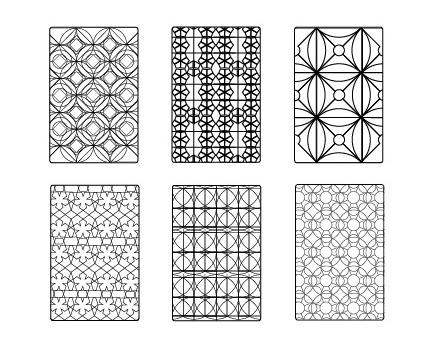 54 best moucharabieh art islamique images on pinterest islamic art pattern design patterns. Black Bedroom Furniture Sets. Home Design Ideas