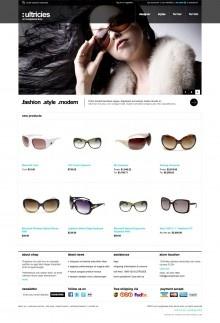 EM Sunglasses Store for Magento Go