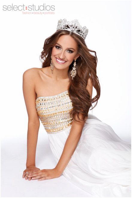 Miss Texas Teen USA Daniella Rodriguez - Select Studios Photography