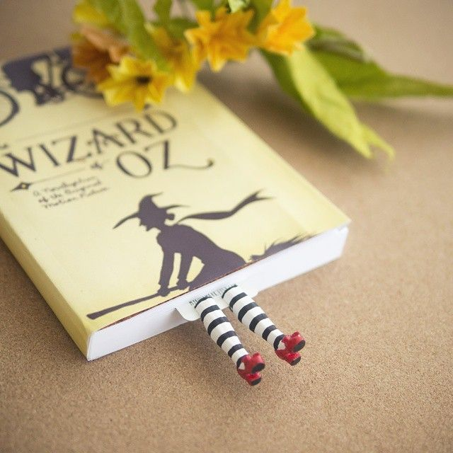 Love these fun and quirky bookmarks! Would make great gifts for the bibliophiles in your life.