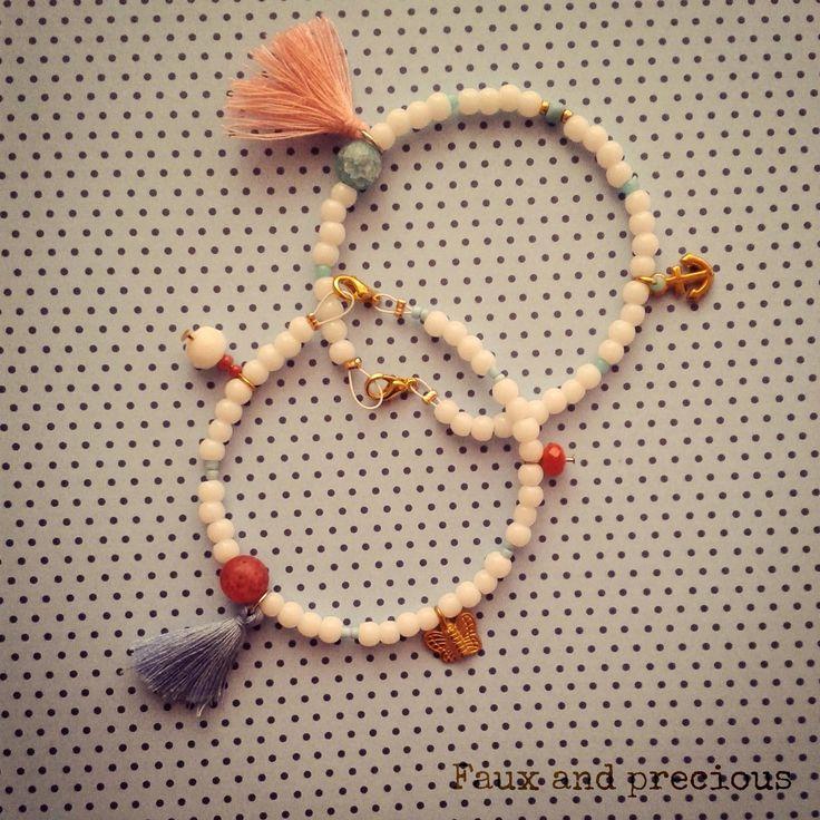 Elegant and prissy bracelets <3