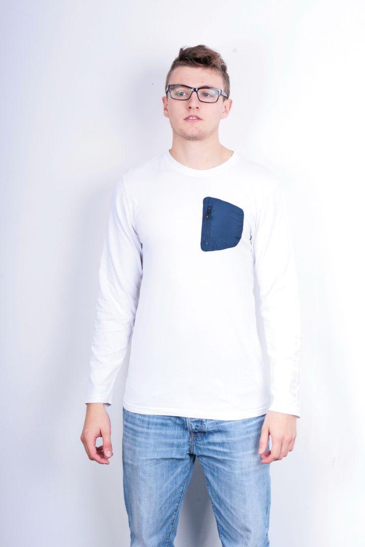 Nike Mens S Shirt Long Sleeve Cotton White The Athetic Dept.