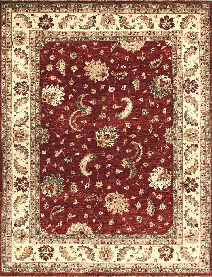 This Majestic Red Ivory Collection Rug Is Manufactured By Loloi