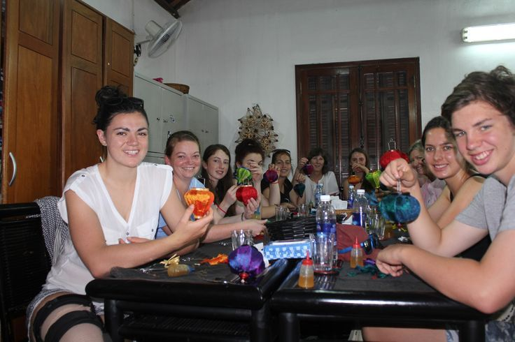 If one smile really stops a thousand tears we are certainly keeping sadness at bay! #VietnamSchoolTours #HoiAn