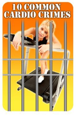 This article is full of great info to help you maximize your workouts: 10 Worst Cardio Crimes