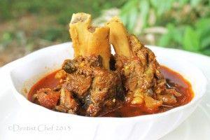 resep sup kambing asam pedas