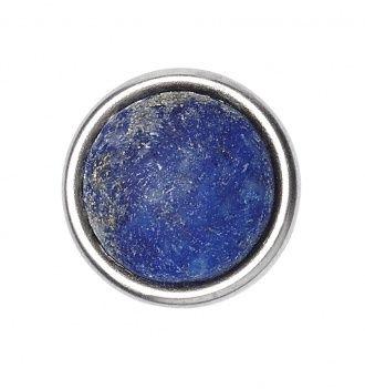 Chunk Petite Gemstone - lapis lazulli NO18.nl Gemstones - edelstenen - worden al eeuwenlang gewaardeerd om hun unieke kleuren, vormen en helende werking. Ze waren onder de westerse rijken een populair mode-item dankzij hun exclusieve schoonheid en bijzondere slijptechniek. Lapis (14-12-2013)