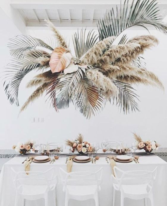25 Modern Wedding Installations For A Wow Effect