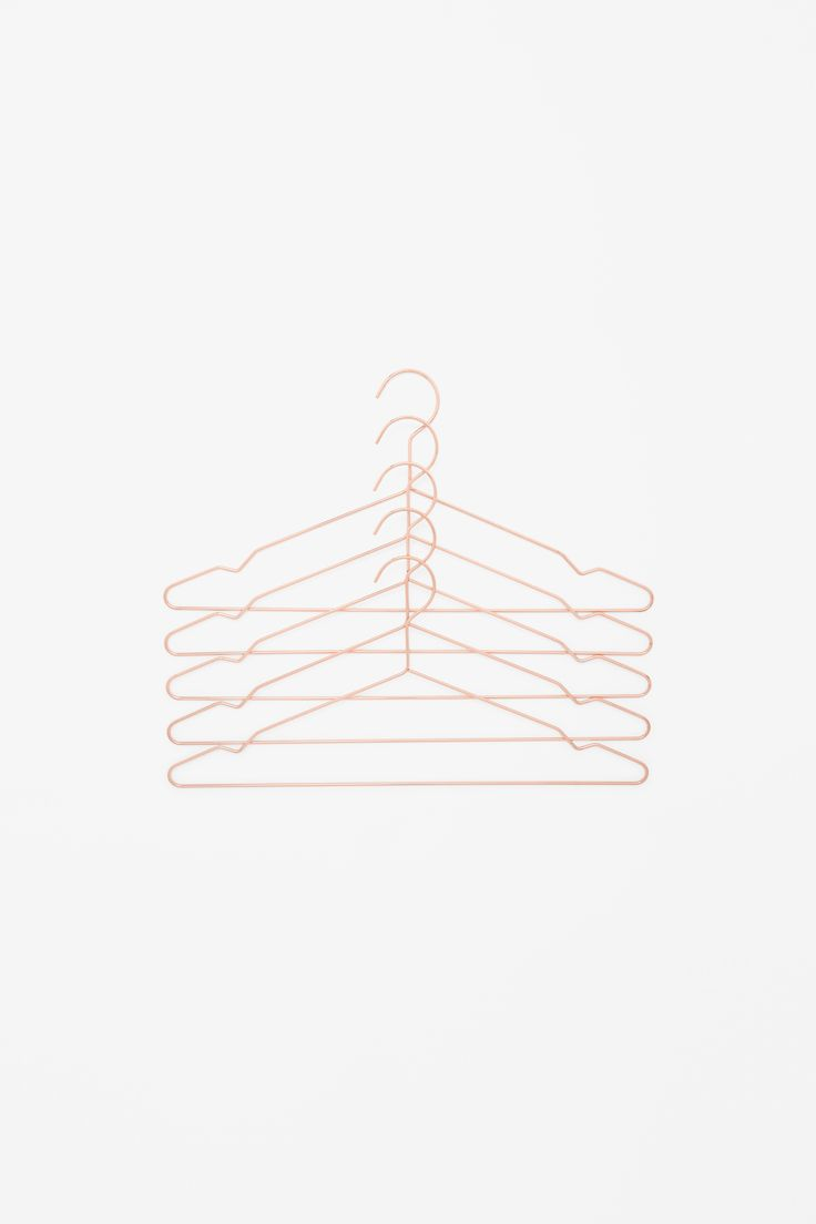 COS × HAY wishlist | Metal coat hangers