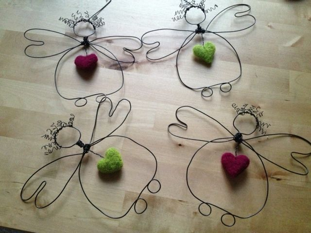 My little guardian angels are soon flying out to their new homes. Min inre omställningsresa.