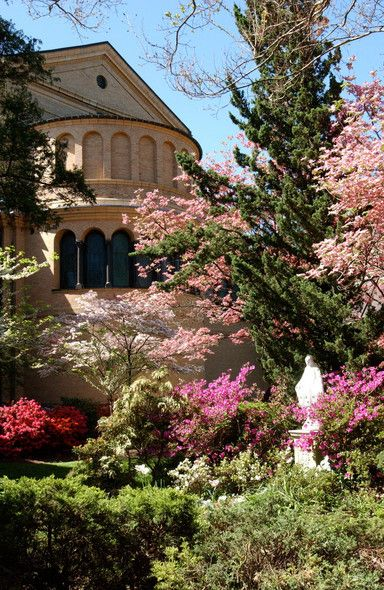 Franciscan Monastery Gardens - 1400 Quincy Street NE, Washington DC, USA