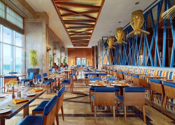 Sheraton Bursa Hotel Prusa Restaurant