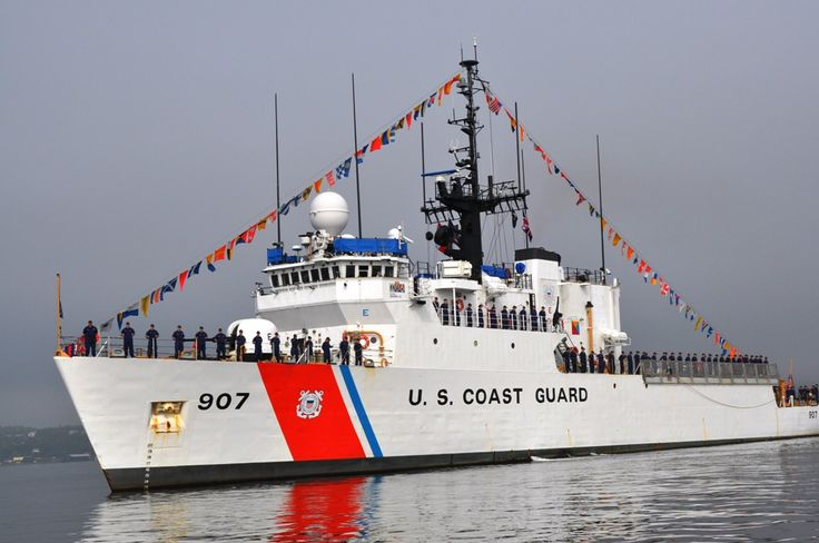 USCGC Escanaba Returns from Caribbean Deployment. The crew of US Coast Guard Cutter Escanaba returned to their homeport in Boston, on April 13, after a 54-day deployment in the Caribbean. During the patrol, the Escanaba's mission was to detect and interdict vessels suspected of narcotics trafficking in the waters south of Puerto Rico and the Dominican Republic in support of Operation Unified Resolve. The Escanaba, in conjunction with Coast Guard Cutter Tahoma, a 270-foot cutter homeported in…