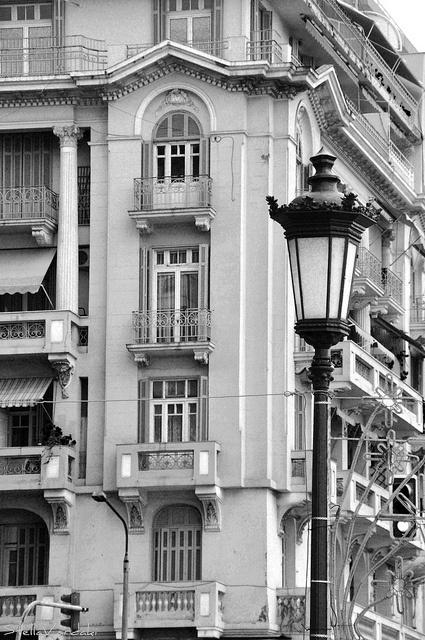 "Ag.Sophias & Nikis Avenue where ""Tottis "" Cafe used to be"