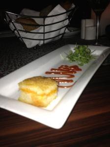 Dinner at AquaTerra Restaubistro in Kingston Ontario