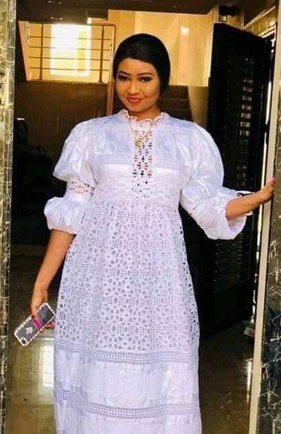 En Choix Brodée 2019 AfricaineAfricaine Robe 1Mes vbg76IYfy