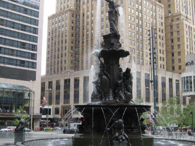Historic Hotels Escape To The Hilton Cincinnati Netherland Plaza