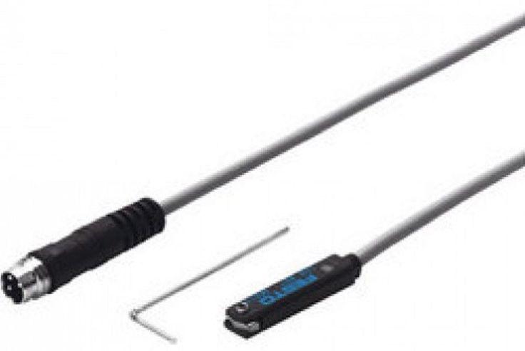 Festo SME-8-S-LED-24 150857 Proximity Switch Sensor, for T-Slot, for Cylinder #Festo