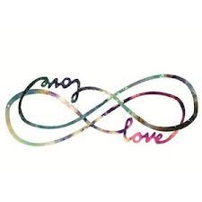 Infinity love.. would love this tat wit my babys name n mine entwined in it ;)