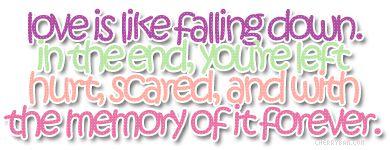 Heartbreaking Quotes Heartbroken Sad Love