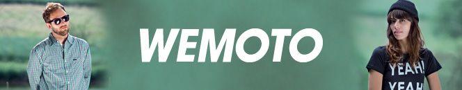 """Das 2003 in Wiesbaden gegründete Label Wemoto hat seine Wurzeln im Skateboarding und steht für frische und stilvolle Skate- und Streetstyles. Die Macher hinter Wemoto verstehen Kleidung als """"Pop Art""""-Medium und veredeln jede einzelne ihrer Kreationen mit ausgefallenen Designs zwischen Street Art und Popkultur. Shirts, Hoodies, Jacken und Hosen von Wemoto gibt es auf Numelo.com: http://www.numelo.com/wemoto-m-531.html"""