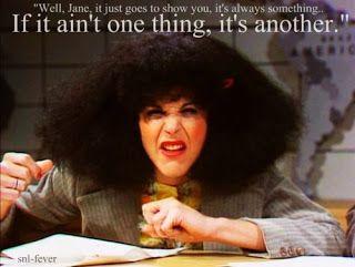 Gilda Radner SNL classic