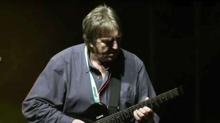 Allan Holdsworth, known as a guitarist's guitarist for his progressive rock and jazz fusion work with bands including Soft Machine, Gong, and U.K., died on Sunday, according to a Facebook post from his daughter Louise. He was 70.