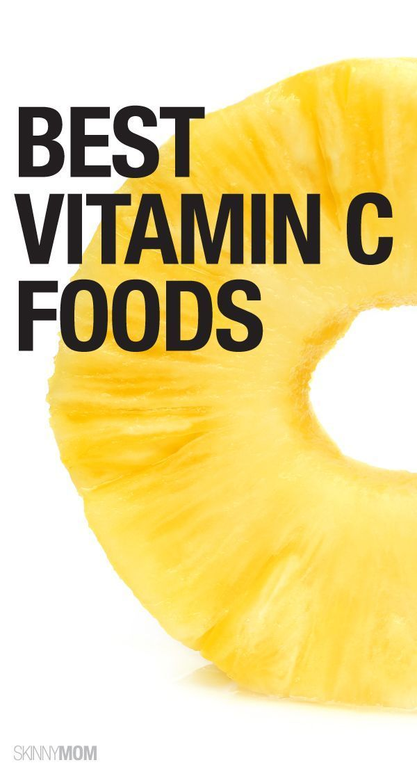 Here are 10 foods that are bursting with vitamin C.