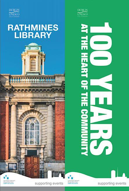 Rathmines Library Centenary.  #civicmedia2015