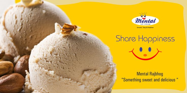 "Share Happiness! End the perfect date with Mental Rajbhog  ""something sweet and delicious """