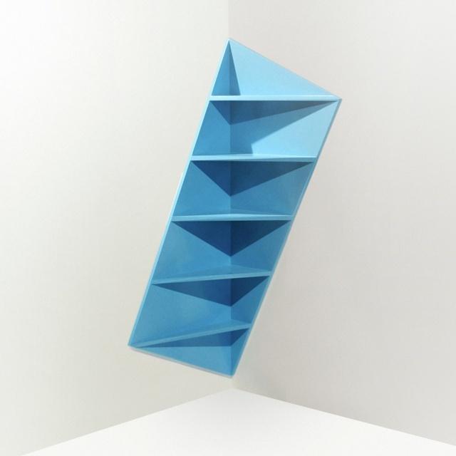 Trieta estante esquina/ Trieta corner shelf by Marc Kandalaft   #design