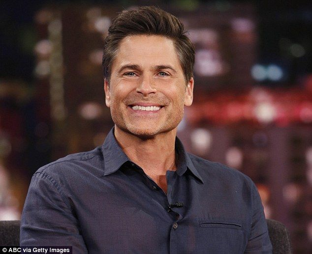 Rob Lowe, right on, about the terror attacks in Paris.