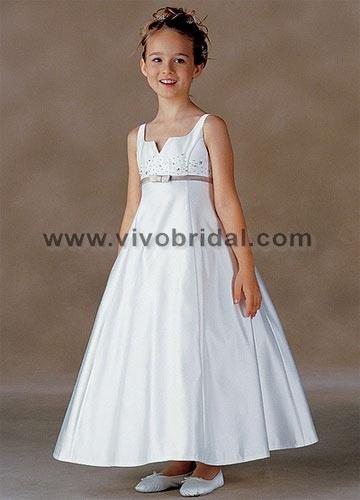 Vivo Bridal - Flower Girl DressE-0010