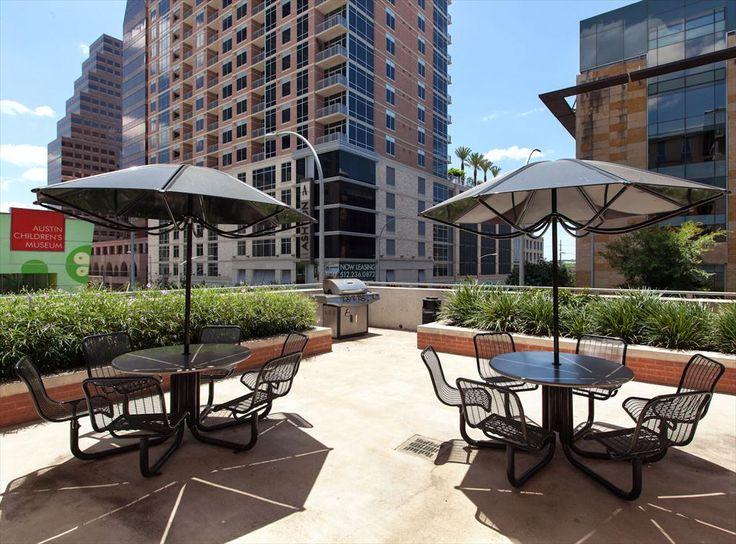 Apartments With Backyards Austin Tx