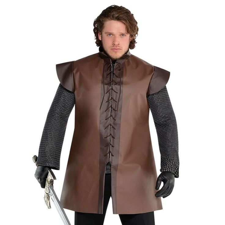 Game of Thrones inspired Tunic for Fancy Dress from Fancy Dress VIP for amazing Northern Costumes