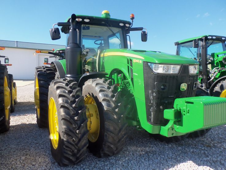 Front Duals For Tractors : Another john deere r with front duals